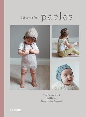 Babystrik fra paelas Siri Hoftun, Trude Melhus Rognstad, Frida Farstad Brevik 9788740658842