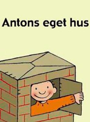 Antons eget hus Annemie Berebrouckx 9788772248714