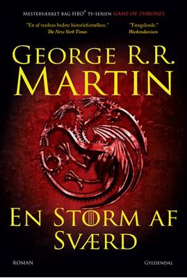 En storm af sværd George R. R. Martin 9788702150575