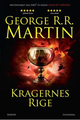 Kragernes rige George R. R. Martin 9788702154306