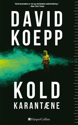Kold karantæne David Koepp 9789150792713