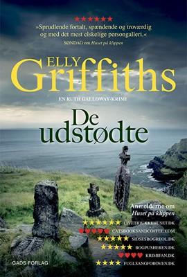 De udstødte Elly Griffiths 9788712058083