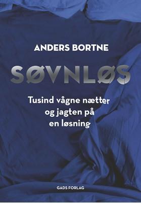 Søvnløs Anders Bortne 9788712060758