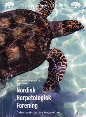 Indsatser for verdens herpetofauna Redaktører: Michael O. Jørgensen, Jan Clausen 9788799192151