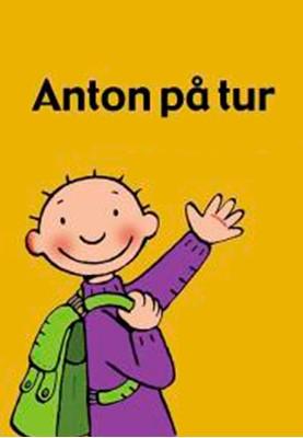 Anton på tur Annemie Berebrouckx 9788772248639