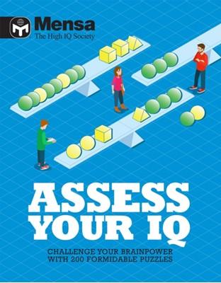 Mensa: Assess Your IQ Mensa, Mensa Ltd 9781780979199