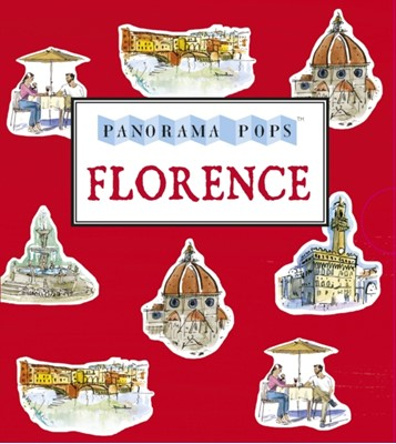 Florence: Panorama Pops  9781406376289