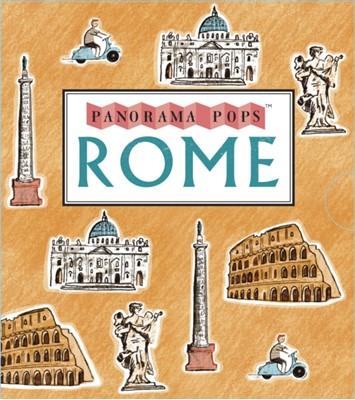Rome: Panorama Pops  9781406340327