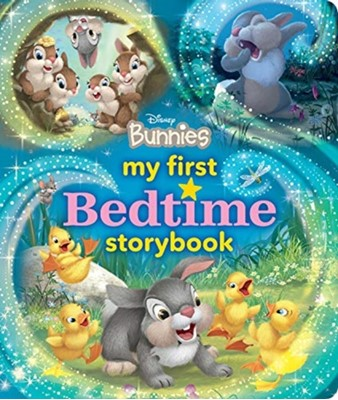 My First Disney Bunnies Bedtime Storybook Disney Book Group, Disney Books 9781368052696