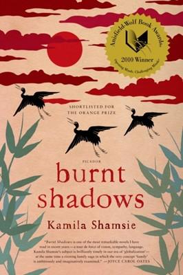 Burnt Shadows Kamila Shamsie 9780312551872