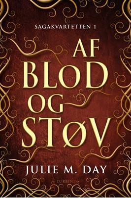 Af blod og støv Julie M. Day 9788740662092