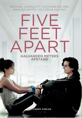 Five feet apart Tobias Laconis, Rachael Lippincott, Mikki Daughtry 9788740053975