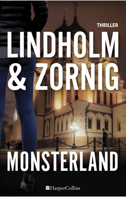 Monsterland Mikael Lindholm, Lisbeth Zornig 9788771916942