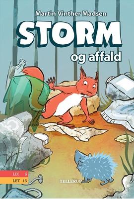 Storm #1: Storm og affald Martin Vinther Madsen 9788758836737