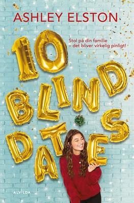 10 blind dates Ashley Elston 9788741509044