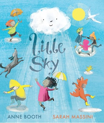 Lille sky Anne Booth 9788793185951
