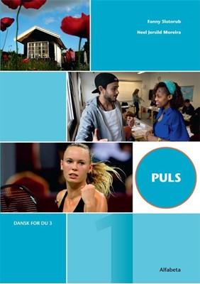 Puls 1, Grundbog Fanny Slotorub, Neel Jersild Moreira 9788763603195