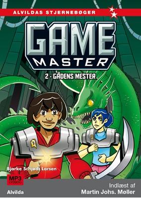 Game Master 2: Gådens mester Bjarke Schjødt Larsen 9788741509648