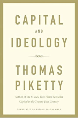 Capital and Ideology Thomas Piketty 9780674980822
