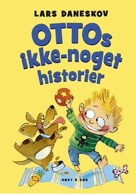 Ottos ikke-noget historier Lars Daneskov 9788763863643
