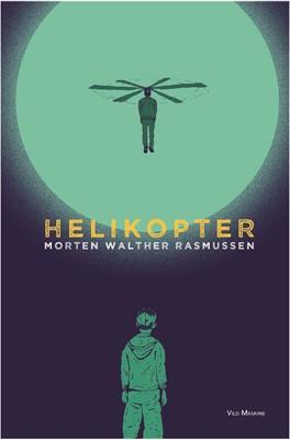 Helikopter Morten  Walther Rasmussen 9788793404786