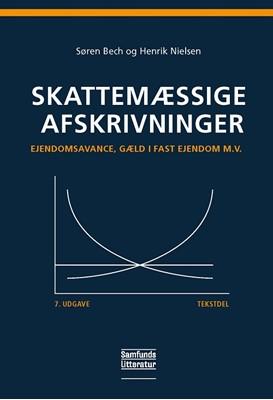 Skattemæssige afskrivninger - tekstdel Søren Bech, Henrik Nielsen 9788759335987