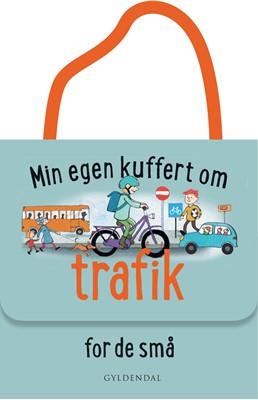 Min egen kuffert om trafik for de små Lene Møller Jørgensen 9788702288063