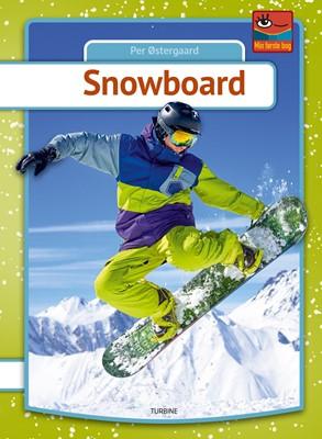 Snowboard Per Østergaard 9788740660463