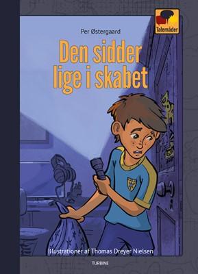 Den sidder lige i skabet Per Østergaard 9788740660470