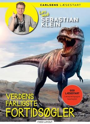 Læs med Sebastian Klein: Verdens farligste fortidsøgler Sebastian Klein 9788711919859