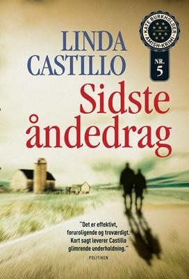 Sidste åndedrag Linda Castillo 9788740051988