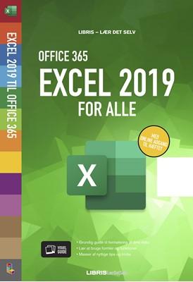 Excel 2019 for alle Libris Redaktion 9788778539809