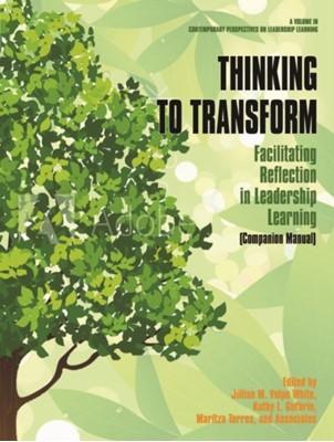 Thinking to Transform Jillian M. Volpe Wjite 9781641138956