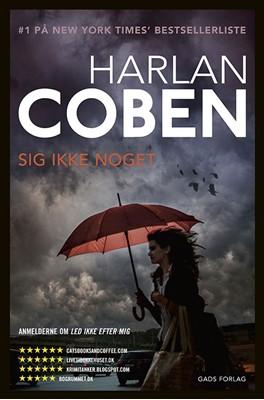 Sig ikke noget Harlan Coben 9788712061106