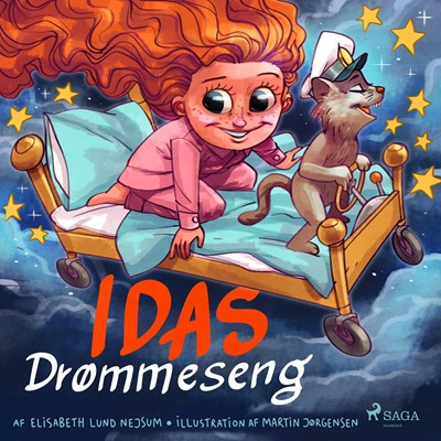 Idas drømmeseng Elisabeth Lund Nejsum 9788726416510