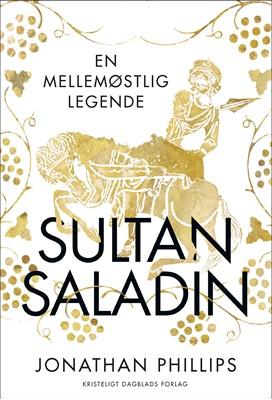 Sultan Saladin Jonathan Phillips 9788774674283