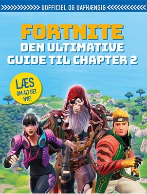 Fortnite – Den ultimative guide til Chapter 2  9788741512617
