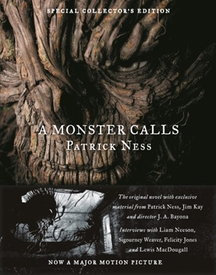 A Monster Calls: Special Collector's Edition (Movie Tie-in) Patrick Ness 9781406365771
