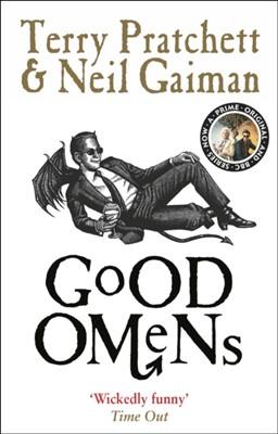 Good Omens Neil Gaiman, Terry Pratchett 9780552171892