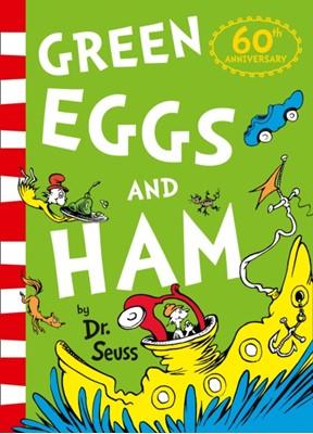 Green Eggs and Ham Dr. Seuss 9780008373115