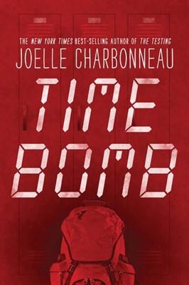 Time Bomb Joelle Charbonneau 9780358108054