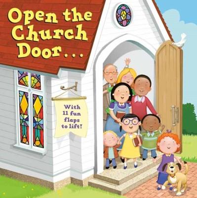 Open The Church Door Christopher Santoro 9780593127698