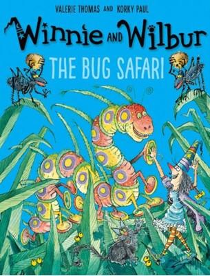Winnie and Wilbur: The Bug Safari pb Valerie Thomas 9780192767639
