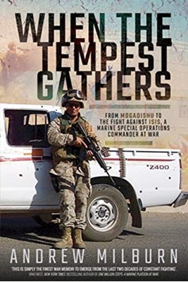 When the Tempest Gathers Andrew Milburn 9781526750556