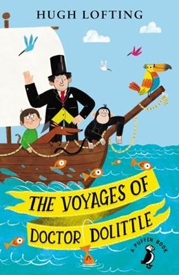 The Voyages of Doctor Dolittle Hugh Lofting 9780241388372