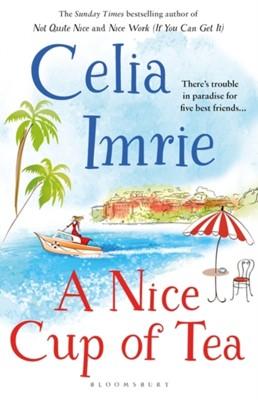 A Nice Cup of Tea Celia Imrie 9781408883198