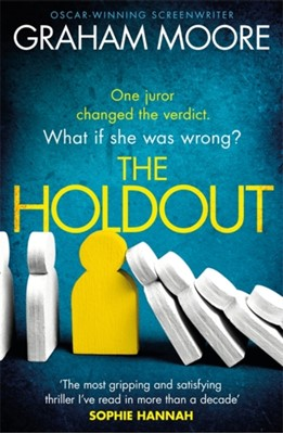 The Holdout Graham Moore 9781409196792