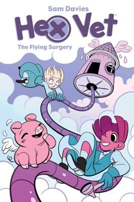 Hex Vet: The Flying Surgery Sam Davies 9781684154784