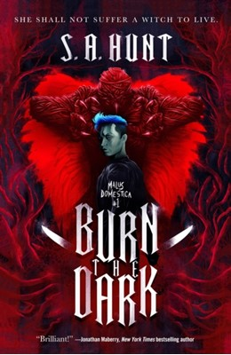 Burn the Dark S. A. Hunt 9781250306432