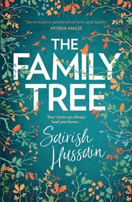 The Family Tree Sairish Hussain 9780008297466